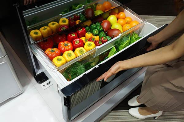Tủ lạnh Hitachi R-WX7400G