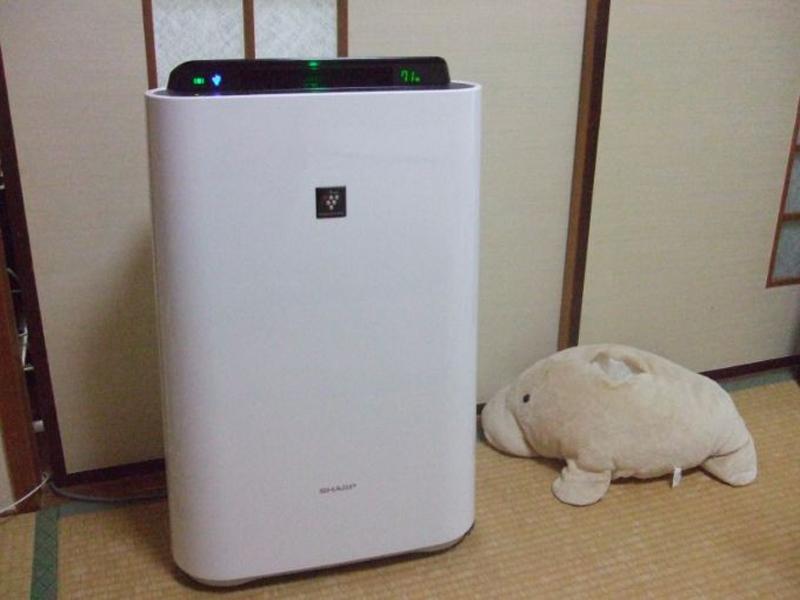 Máy lọc không khí Nhật