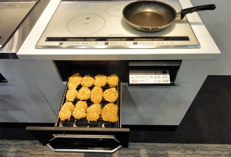 Kết quả hình ảnh cho bếp từ nội địa nhật