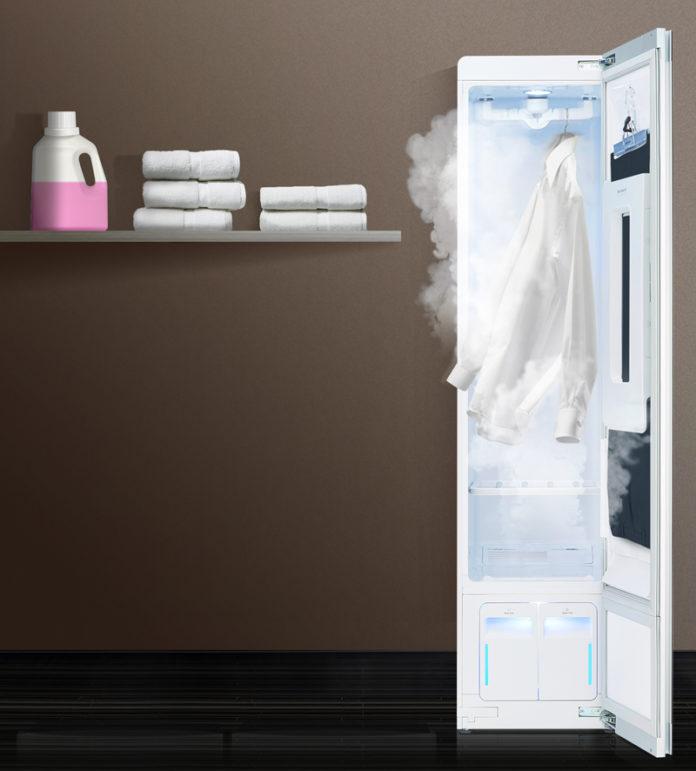 máy giặt LG Styler S3RER
