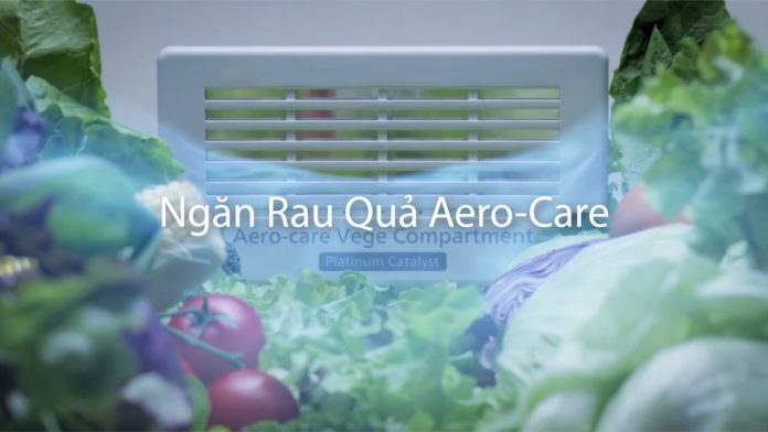 ngăn rau quả tủ lạnh Hitachi