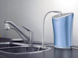 máy lọc nước tạo kềm panasonic