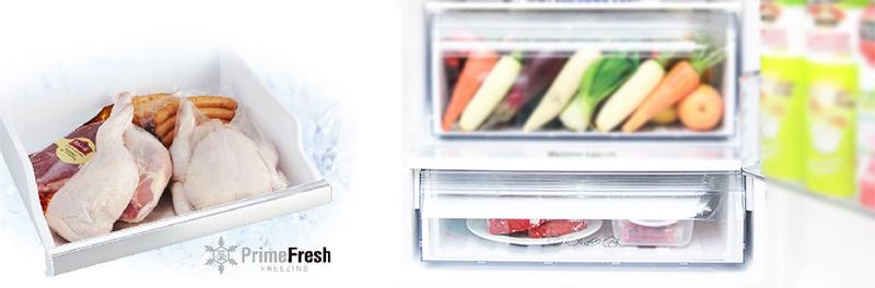 Thức ăn trong tủ cấp đông MF-U12B