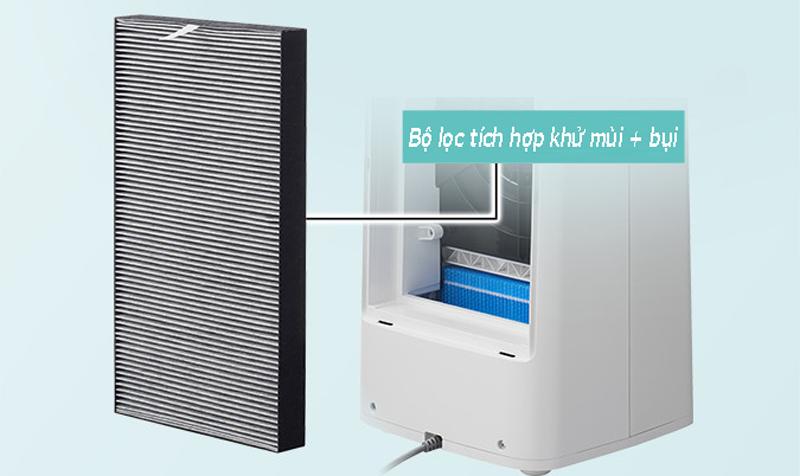 Tại sao không nên mua máy lọc không khí Sharp KI-HS40